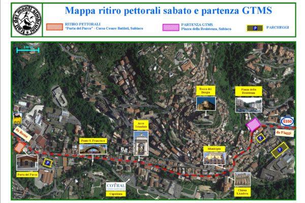 PIANTINA SUBIACO TRAIL